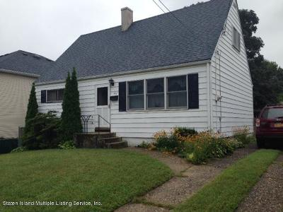 Single Family Home Acceptance: 316 Westwood Avenue