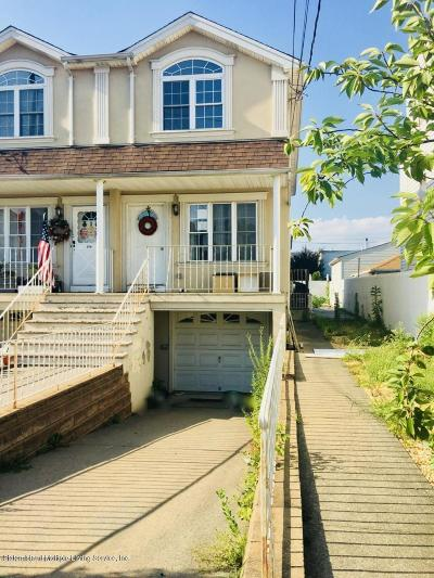 Semi-Attached For Sale: 37 Sumner Avenue #B