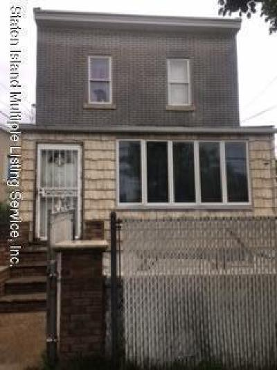 Staten Island Multi Family Home Acceptance: 136 Grandview Avenue