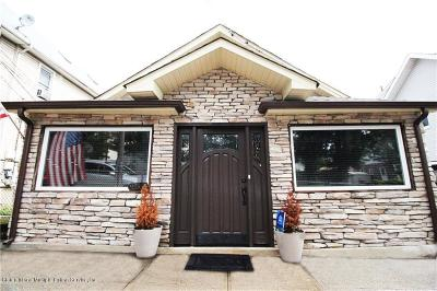 Single Family Home For Sale: 452 Home Avenue
