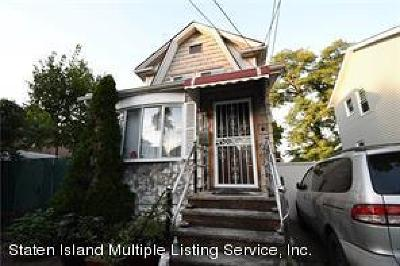 Single Family Home For Sale: 21 Cliffside Avenue