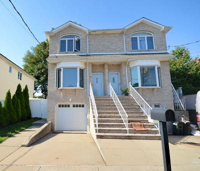 Staten Island Semi-Attached For Sale: 23 Palisade Street