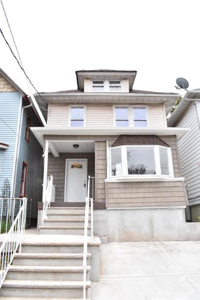 Staten Island Single Family Home For Sale: 914 Post Avenue