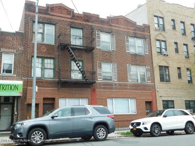 Brooklyn Two Family Home For Sale: 7115 8th Avenue