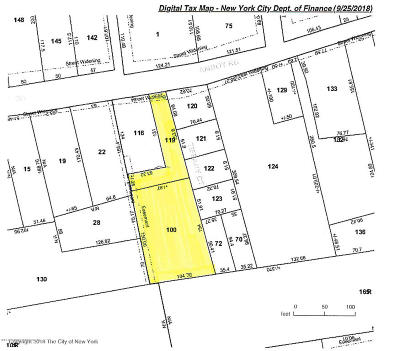 Staten Island Residential Lots & Land For Sale: 6170 Amboy Road