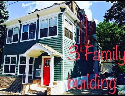 Staten Island Multi Family Home Acceptance: 46 Winter Avenue