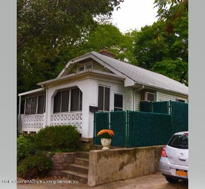Single Family Home Acceptance: 1409 Bay Street