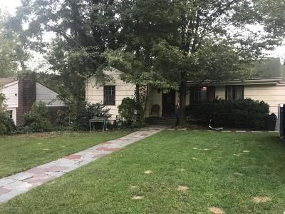 Single Family Home For Sale: 16 Oxholm Avenue