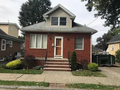 Staten Island Single Family Home For Sale: 284 Demorest Avenue