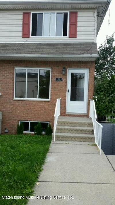 Staten Island Semi-Attached For Sale: 188 Maple Parkway