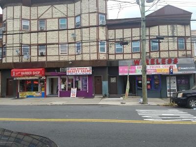 Staten Island Commercial For Sale: 1205-1209 Bay Street