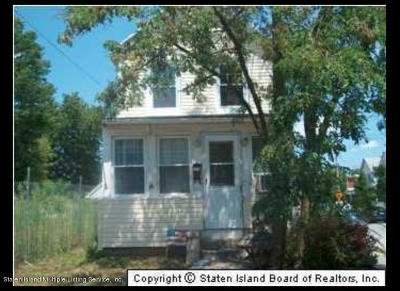 Staten Island Single Family Home For Sale: 183 Yetman Avenue