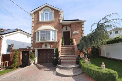 Staten Island Two Family Home For Sale: 159 Hecker Street