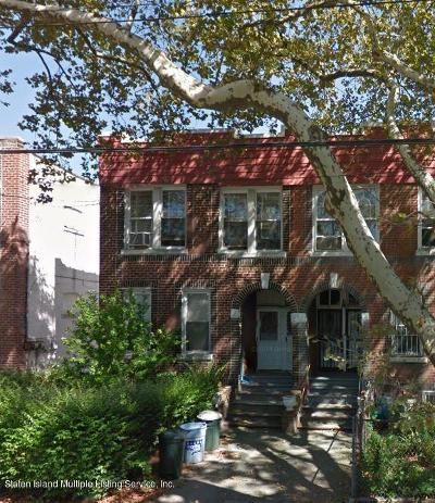 Brooklyn Two Family Home For Sale: 2243 E 23rd Street
