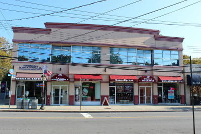 staten island Commercial For Sale: 265/267 New Dorp Lane