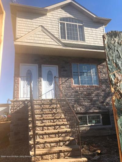 Staten Island Two Family Home For Sale: 3928 Victory Boulevard