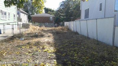 Staten Island Residential Lots & Land Acceptance: Titus Avenue