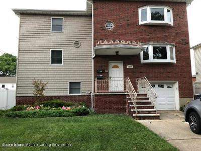 Staten Island Rental For Rent: 1606 Drumgole Road W