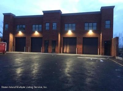 Staten Island Commercial Lease For Lease: 46 Androvette Street #B 1&2