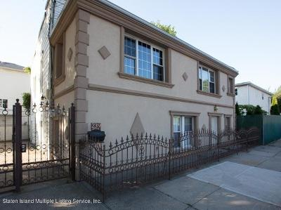 Staten Island Two Family Home For Sale: 239 Foch Avenue