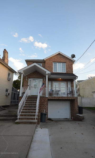 Staten Island Two Family Home For Sale: 410 Craig Avenue