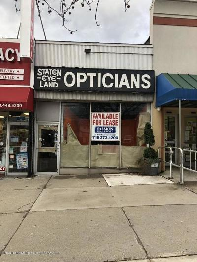 Staten Island Commercial Lease For Lease: 1803 Victory Boulevard