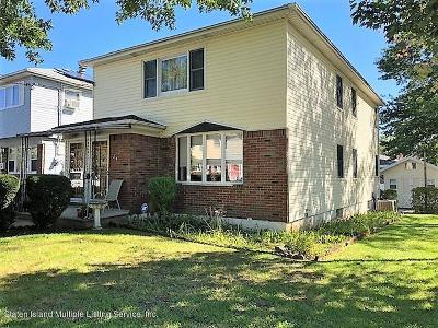 Staten Island Two Family Home For Sale: 24 Cletus Street