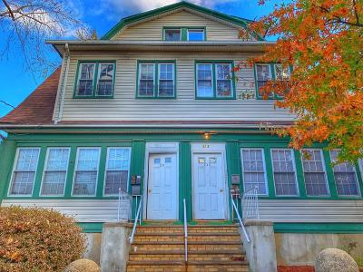 Staten Island Multi Family Home Acceptance: 211-213 Bement Avenue