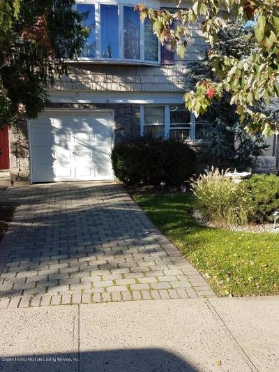 Staten Island Rental For Rent: 35 E Augusta Avenue