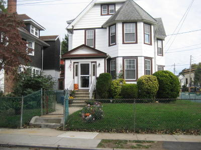 Staten Island Two Family Home For Sale: 261 Deems Avenue
