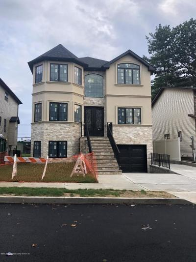Single Family Home For Sale: 68 W Cedarview Avenue