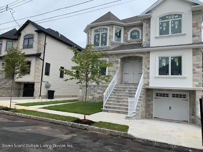 Staten Island Two Family Home For Sale: 23 Savona Court