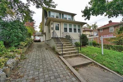 Single Family Home Acceptance: 72 Dudley Avenue