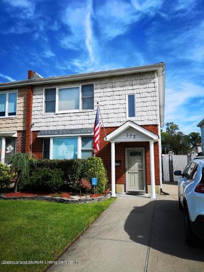 Staten Island Rental For Rent: 573 Armstrong Avenue