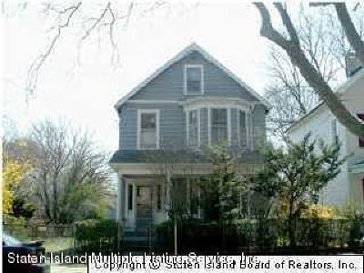 Staten Island Two Family Home For Sale: 23 Jackson Street