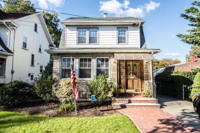 Single Family Home For Sale: 604 N Burgher Avenue