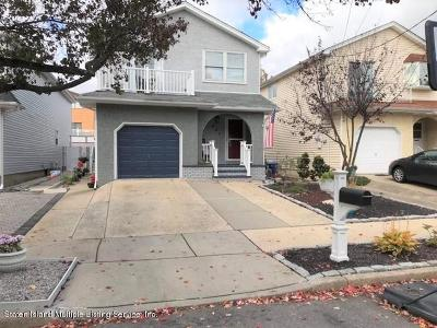 Staten Island Two Family Home For Sale: 951 Rathbun Avenue