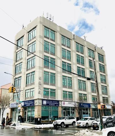 Kings County Commercial For Sale: 6402 8th Avenue #604