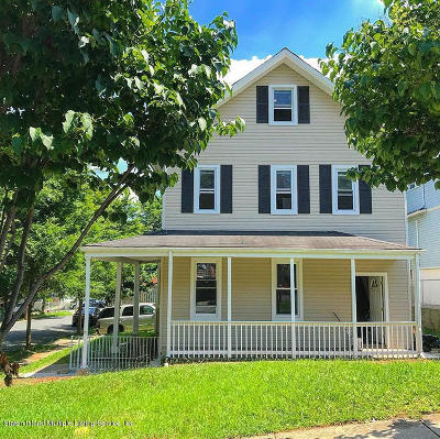 Two Family Home For Sale: 42 Coursen Place