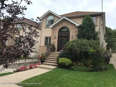 Staten Island Two Family Home For Sale: 65 Manee Avenue