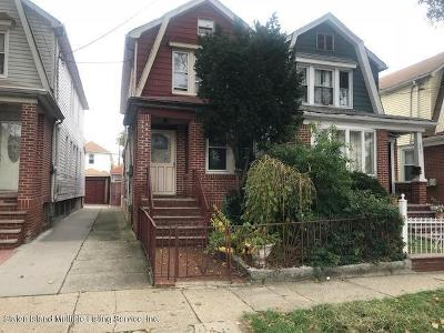 Kings County Semi-Attached Acceptance: 1215 Schenectady Avenue