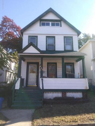 Single Family Home For Sale: 43 Union Avenue