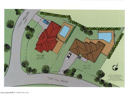 Staten Island Residential Lots & Land For Sale: 991 Todt Hill (A & B) Road
