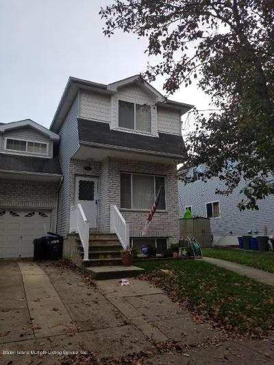 Staten Island Two Family Home For Sale: 208 Wirt Avenue