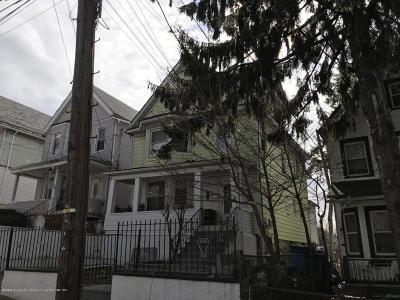 Staten Island Single Family Home For Sale: 140 Winter Avenue