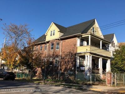 Staten Island Multi Family Home For Sale: 87 Crescent Avenue