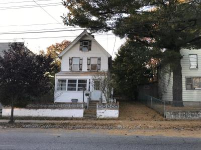 Staten Island Single Family Home For Sale: 330 Nicholas Avenue