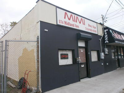 Commercial Lease For Lease: 574 Midland Avenue