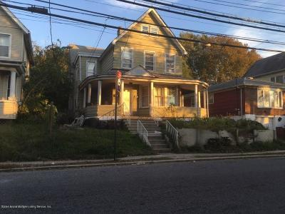 Staten Island Two Family Home For Sale: 169 Nicholas Avenue