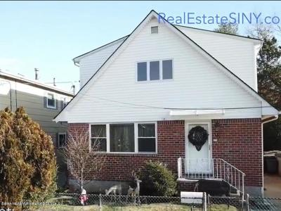 Staten Island Two Family Home For Sale: 95 Oberlin Street